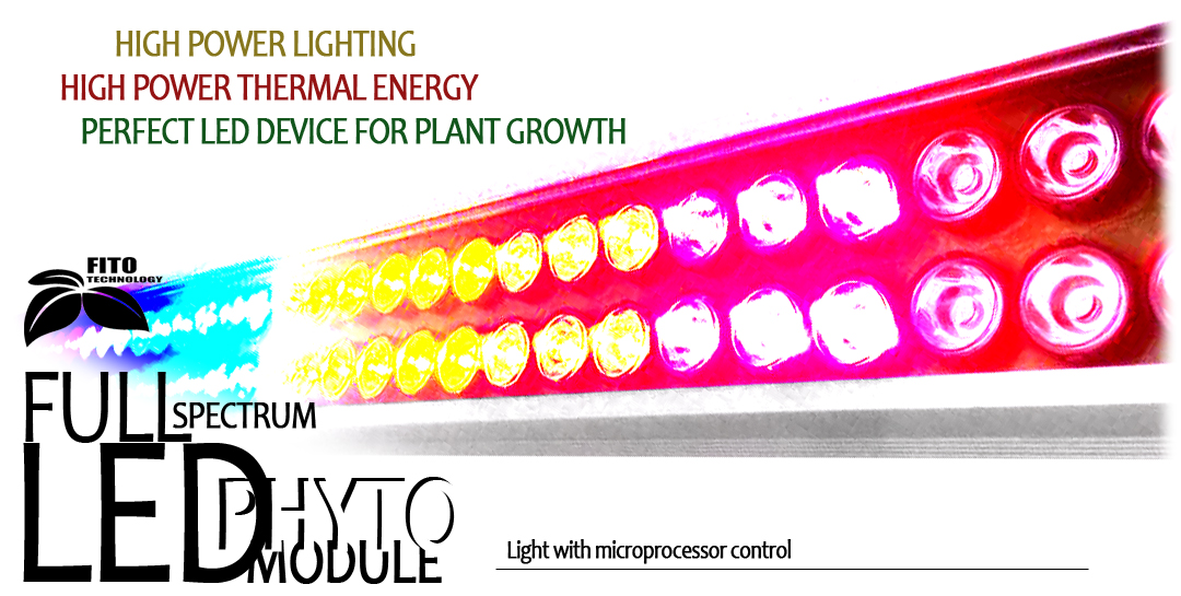 Full spectrum LED for Grow.